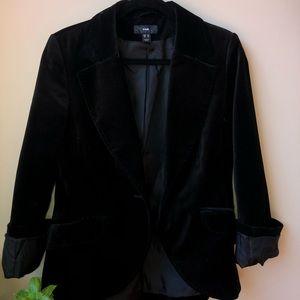 H & M Velvet Jacket